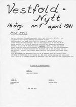 VDN 1981 nr. 1